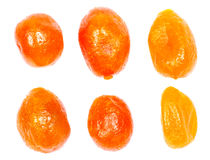 Dried kumquat Stock Photo