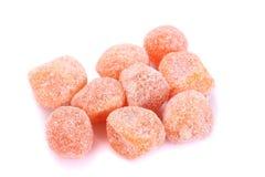 Dried kumquat Stock Images