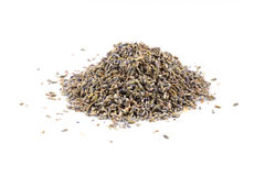 Dried lavender organic tea Stock Photography