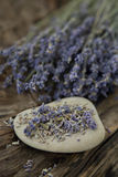 Dried Lavender - Stock Photo Royalty Free Stock Photography