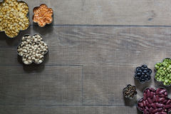 Dried Legumes Stock Photos