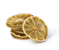 Dried lemon Stock Image
