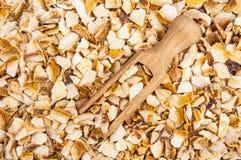 Dried Lemon Peel Stock Images