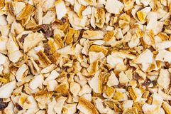 Dried Lemon Peel Royalty Free Stock Photo