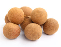 Dried longan Stock Image