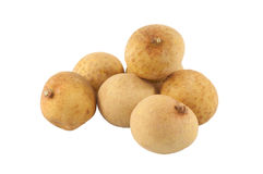 The dried longan Royalty Free Stock Photography