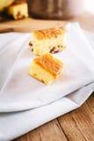 Dried Longan Cake. Stock Photography
