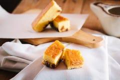 Dried Longan Cake. Stock Image