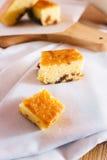 Dried Longan Cake. Stock Photos
