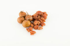 Dried Longan Royalty Free Stock Image