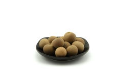 Dried longan Royalty Free Stock Photography