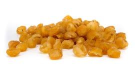 Dried longan fruit Stock Images