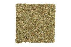 Dried Majoram Stock Photo