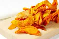 Dried mango Royalty Free Stock Photography