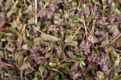 Dried marjoram Royalty Free Stock Image