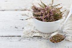 Dried medicinal herb Stock Photo