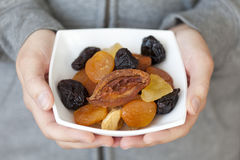 Free Dried Mixed Fruits Royalty Free Stock Images - 46089819