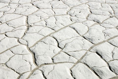 Dried Mud Flats Royalty Free Stock Photos