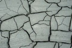 Dried mud texture three Royalty Free Stock Photography