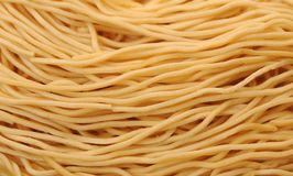 Dried noodle Stock Images