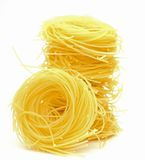Dried noodle Stock Photography