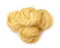 Dried noodle Royalty Free Stock Image