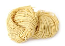 Dried noodle Royalty Free Stock Images