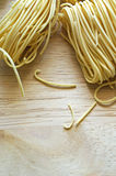 Dried Noodle Royalty Free Stock Photos