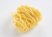 Dried noodles royalty free stock photography