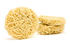 Dried Noodles Stock Images