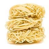 Dried Noodles Stock Image