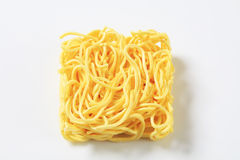 Dried noodles Stock Photos