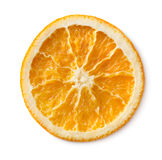 Dried orange slice Stock Photo