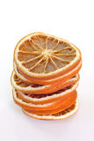 Dried Orange Slices Royalty Free Stock Photography