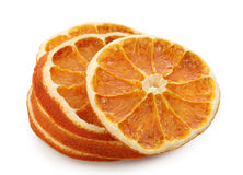 Dried orange slices Royalty Free Stock Photo