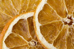 Dried Orange Slices Stock Photography