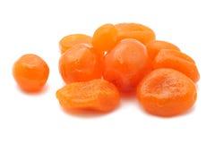 Dried oranges stock image