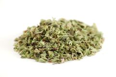 Dried Oregano Stock Image