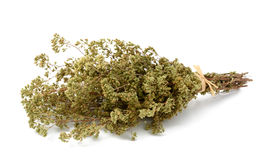 Dried oregano Royalty Free Stock Images