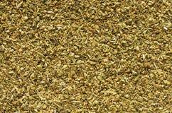 Dried Oregano Flakes Royalty Free Stock Image