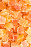 Dried papaya royalty free stock photos
