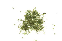 Dried Parsley Stock Photography