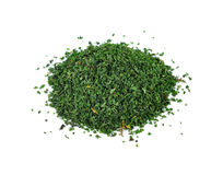 Dried parsley Royalty Free Stock Images