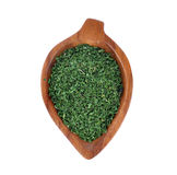 Dried parsley Stock Image