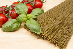 Dried pasta Stock Photography