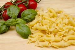 Dried pasta Royalty Free Stock Photos
