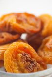 Dried Peaches Vertical Royalty Free Stock Photography