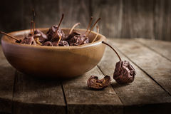Dried pears Royalty Free Stock Image