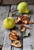 Dried pears Royalty Free Stock Photos