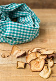 Dried pears Stock Image